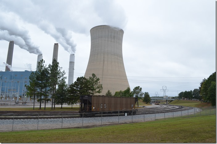 Csxths Rail Fanning Bnsf Alabama Power S J H