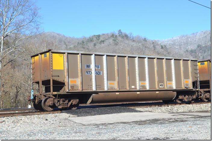 Csxths Rail Fanning Coal Car Cornucopia 12 11 2018