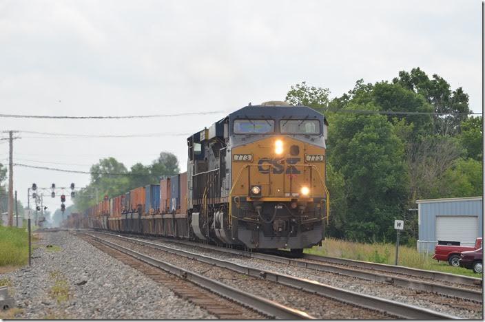 Csxths Rail Fanning Csx Columbus Sd Marion Carey