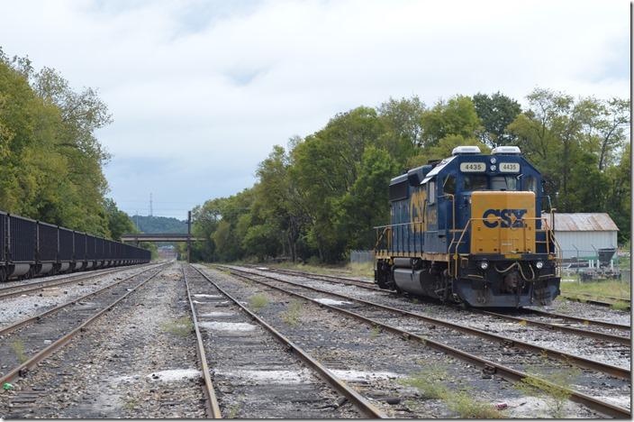 Csxths Rail Fanning Ns Csx Bessemer Al 1 10 4 2015