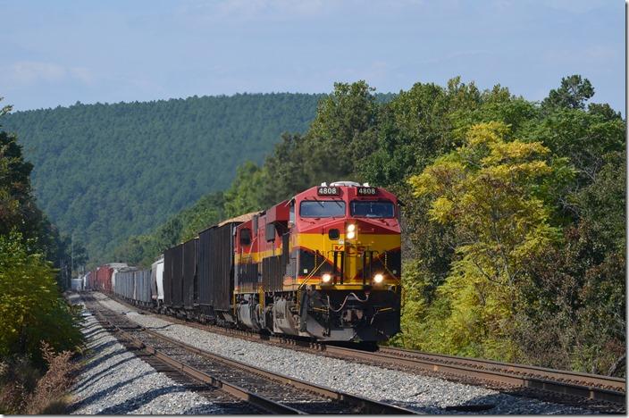 Csxths Rail Fanning