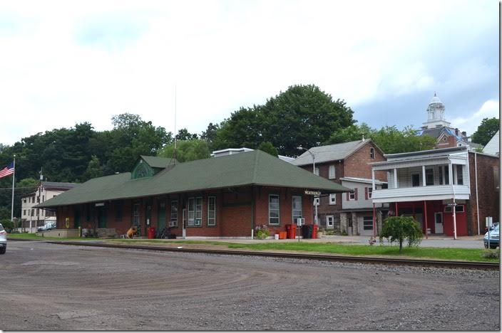 CSXTHS - Rail Fanning - NS - former Lehigh Valley Hazleton