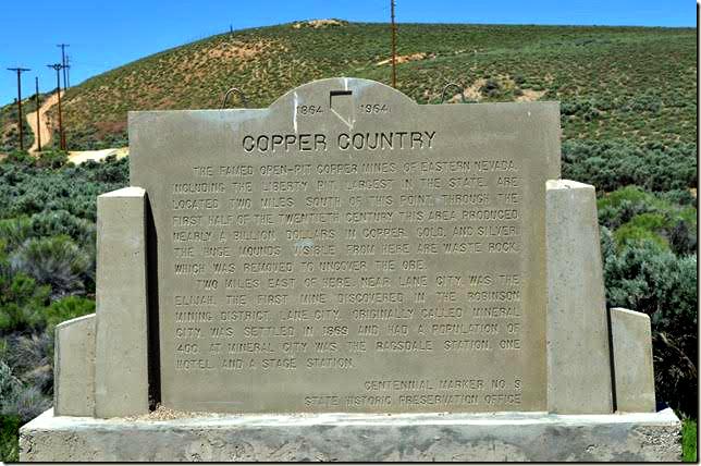 Ruth Copper Pit Tour